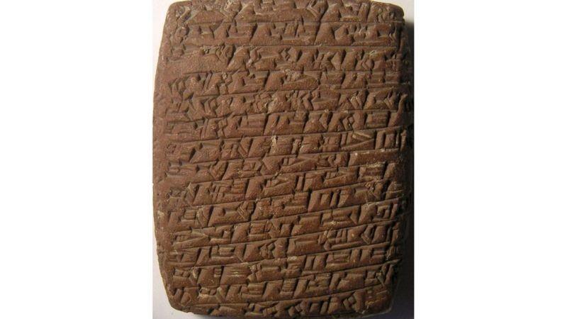 تتضمن الرسائل المكتوبة على ألواح طينية رغم صغر حجمها معلومات غنية عن التجارة في ذلك العالم القديم المغرق في التاريخ